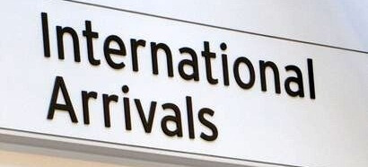 Toronto Airport Limousine Services - International arrivals