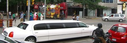Limousine Services - Toronto City Tours